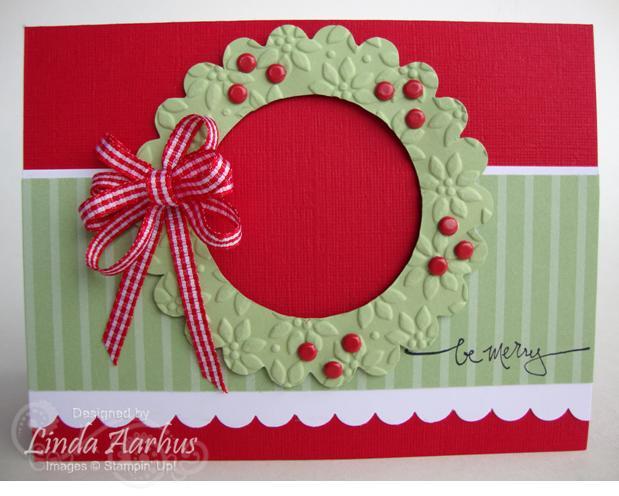 Christmas And Bows Are M F E O Stampin Up Demonstrator Linda
