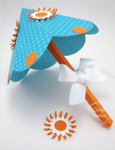 Petal Cone Umbrella