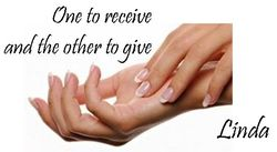 Give and receive - sig
