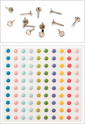 Candy Dots & Brads