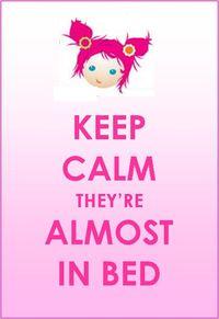 Keep Calm-G