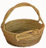 Rope basket