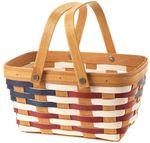 RWB basket