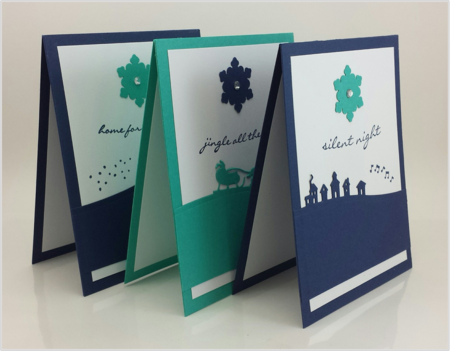 Jingle All the Way Card Kit2