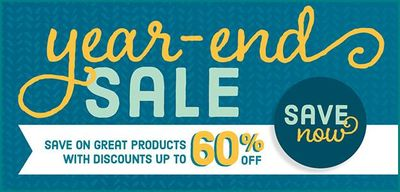 YEAR-END SALE!!