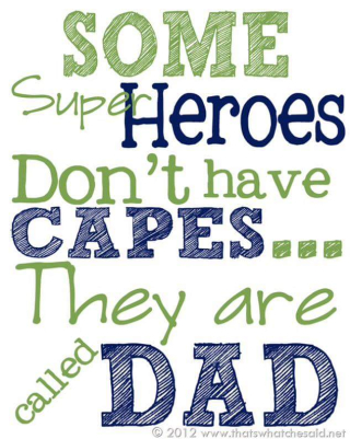 Dad's Day!