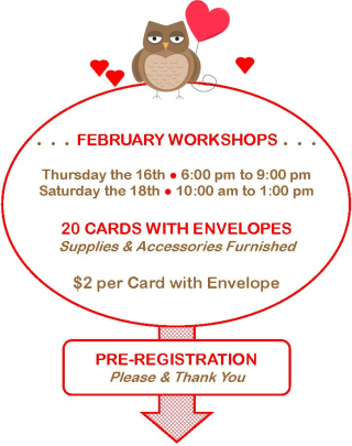 Feb Workshops