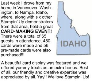 Idaho Report