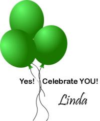 Celebrate You-sig
