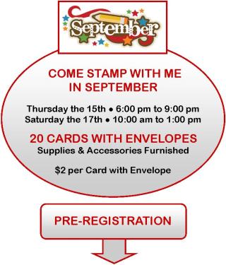 September Stamping