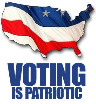 Voting-patriotic