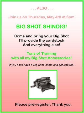 Big Shot Shindig