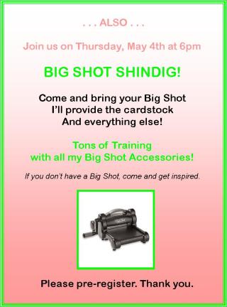 Big Shot Shindig