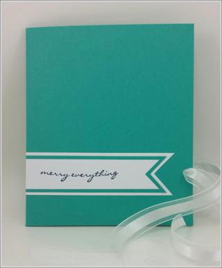 Jingle All the Way Card Kit3