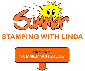 Stamping With Linda Ad