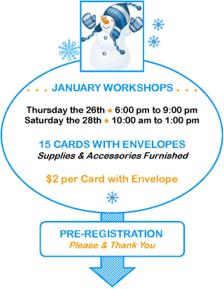 Jan Workshops