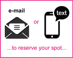 Email or Text