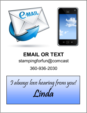 Email or Phone -sig