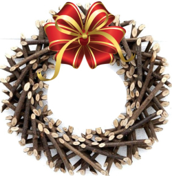 Twig Wreath