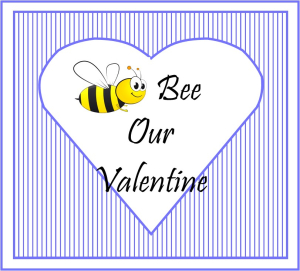 Bee Our Valentine