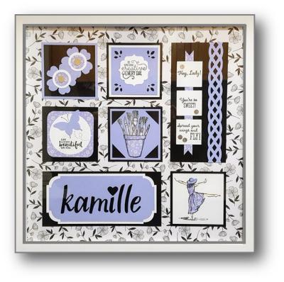 Kamille Frame
