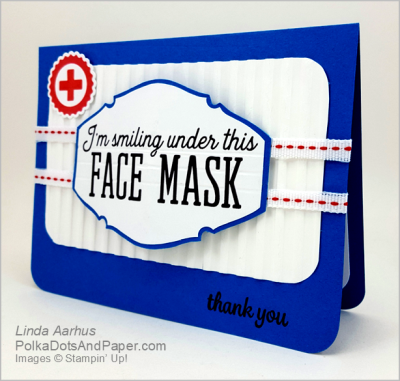 Smiling Face Mask