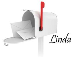 Mailbox-Linda
