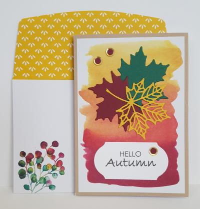 September - Hello Autumn