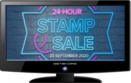 TV 24 Hour Sale