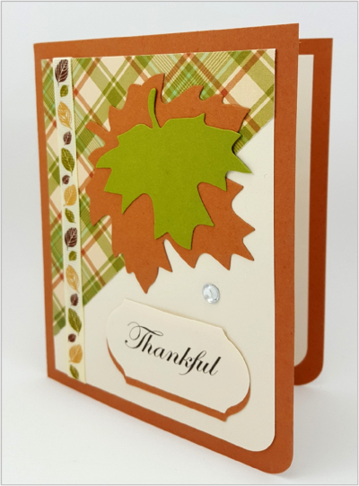 October Card Kit To Go