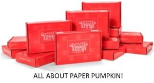 All About Paper Pumpkin