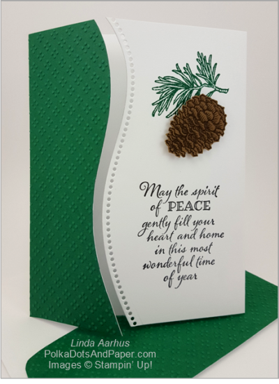 Curvy Gatefold Card
