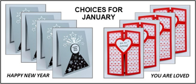 Choices For January