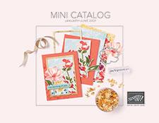 2021 Mini Catalog Cover